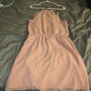 LC Lauren Conrad Dresses - Blush Lauren Conrad Dress